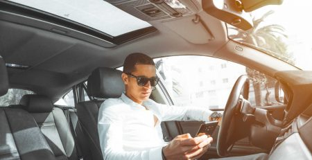 How Common Is Texting While Driving